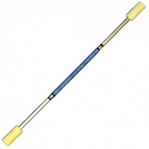 Juggle Dream Aluminium Fire Staff 1.4m/100mm