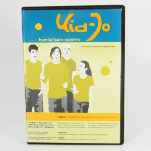 Kid Jo Juggling DVD