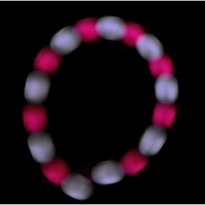 Kosmos 'Lunar' Pro LED Juggling Ball - 75mm