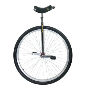 "Qu-Ax Luxus 36"" Marathon Unicycle"