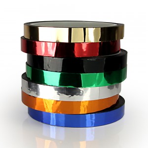 Metallic 'Pro-Gaff' Tape - 12mm x 23m