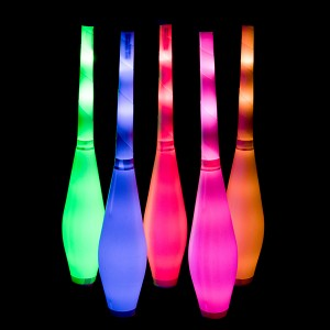 Kosmos Nebula LED Juggling Club