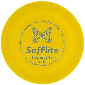 Hyperflite SofFlite Throwing Disc - PUP version