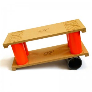 Complete PLAY Rolla Bolla Set - 2xBoard, 1xRolla, 4xStacks
