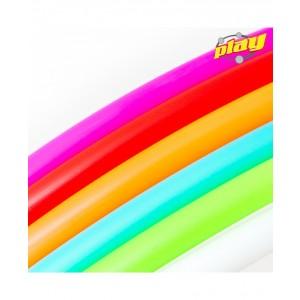 "Play Perfect Travel Hula Hoop Naked - 16mm - 80cm (31.49"")"