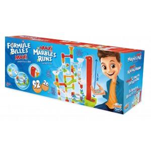 BUKI Construction Kit - Marble Run - Maxi