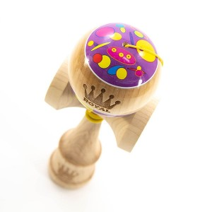 Royal Kendama | Signature Series Kendama - Artwork by Matt