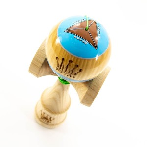 Royal Kendama | Signature Series Kendama - Artwork by Ingi
