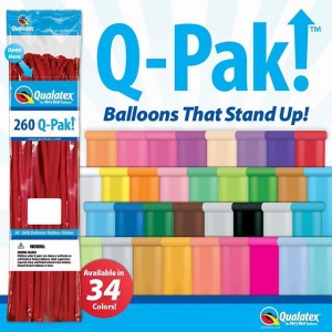 Qualatex 260Q Q-Pak - Various Colours Available