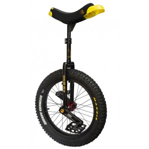 "Qu-Ax Muni 19"" Unicycle Q-Axle"