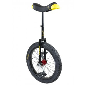 "Qu-Ax Muni 20"" Starter Unicycle"