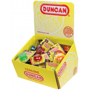 Duncan Classic Assortment - 36pc Counter Display