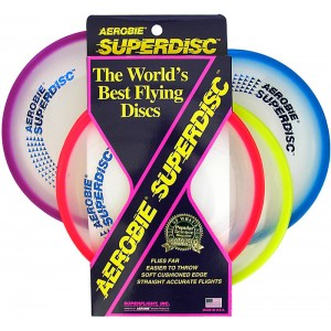 Aerobie Superdisc Frisbee