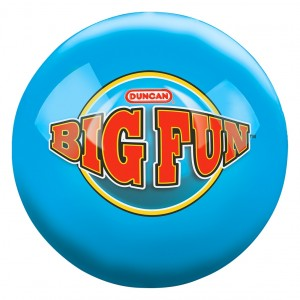 Duncan Mega Bounce XL Ball