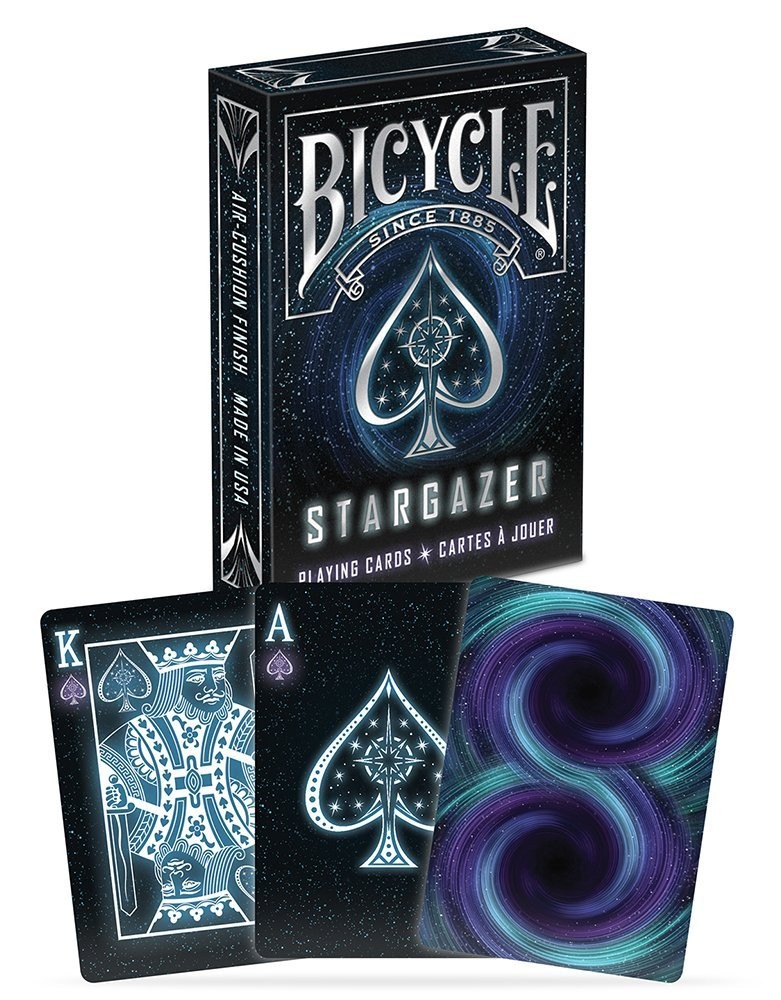 Bicycle Star Gazer Playing Card Deck - Juggling Wholesale